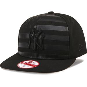 Yankees Flag Front 9FIFTY Original Fit Snapback Adjustable Cap
