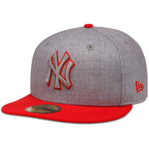 Yankees Heather Pop 59FIFTY Fitted Cap