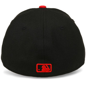 Yankees Low Crown Black Pop 59FIFTY Fitted Cap