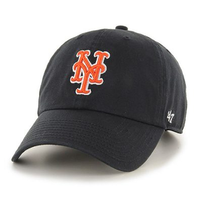 Mets '47 Clean Up Adjustable Hat