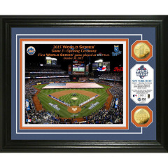 Mets Highland Mint Opening Ceremony 13″ x 16″ Photomint