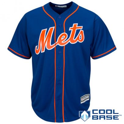 Mets Majestic 2015 Cool Base Jersey