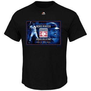 Mets Majestic 2016 Hall of Fame Induction Portrait Tee