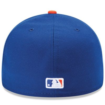 Mets New Era 2015 World Series Game Bound Side Patch 59FIFTY Fitted Hat