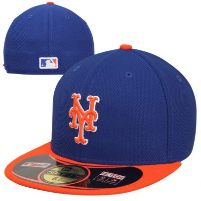 Mets New Era 2016 Alt 2 On-Field Diamond Era 59FIFTY Fitted Hat
