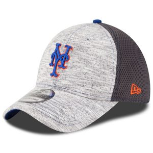 Mets New Era 2016 Clubhouse 39THIRTY Flex Hat