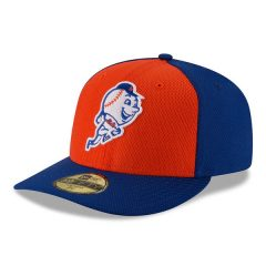 Mets New Era Diamond Era Low Profile 59FIFTY Fitted Hat