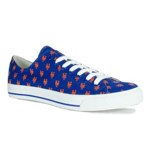 New York Mets Row One Women's Victory Sneakers