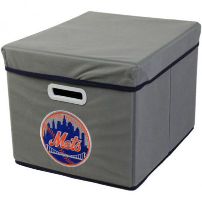 New York Mets Stackable Fabric Storage Cube