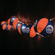New York Mets Team Lanterns & Lights Set