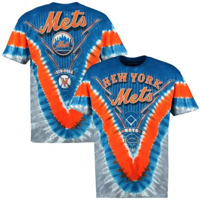 New York Mets Tie-Dye T-Shirt