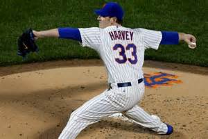 Matt Harvey slump with no run support