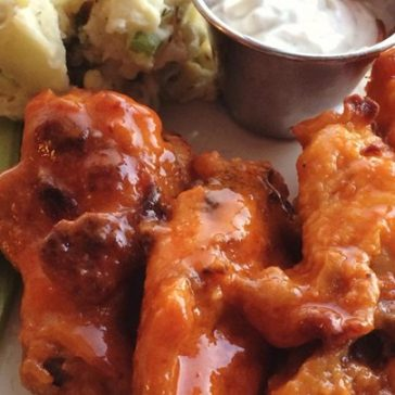 Check out this recipe for National Chicken Wing Day!!