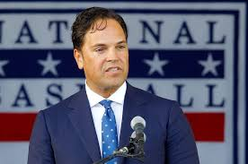 Will forever honor you, Mike Piazza!