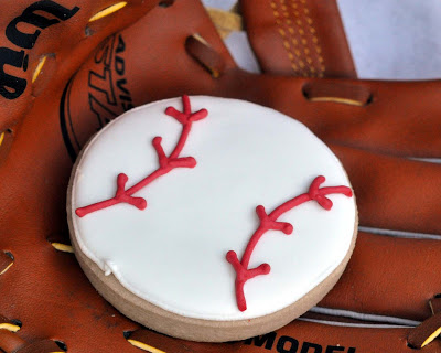How to Make Baseball Sugar Cookie