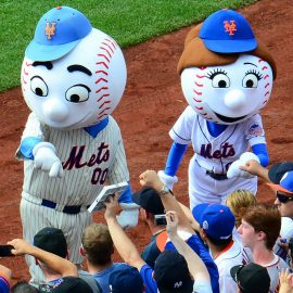 Mr. Met Dash