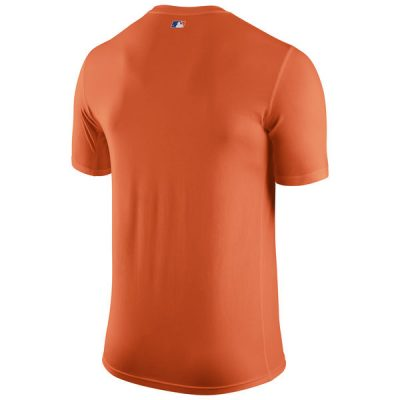 Mets Nike Authentic Collection Legend Logo 1.5 Performance T-Shirt