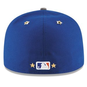 New York Mets New Era 2016 MLB All-Star Game Patch 59FIFTY Fitted Hat