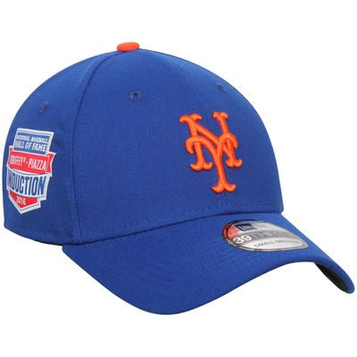 Mike Piazza New York Mets New Era 2016 MLB Hall of Fame Induction 39THIRTY Flex Hat – Royal